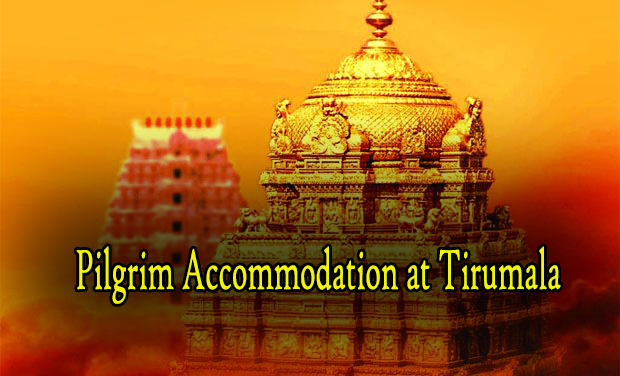 Pilgrim Accommodation at Tirumala - Tirumala Tirupati